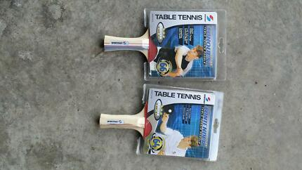 Table tennis bats/ paddles brand new