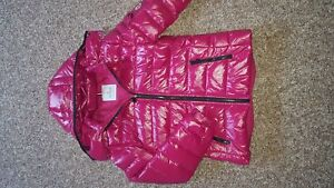 Moncler down coat jacket pink color size L