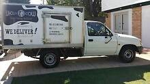 2003 Toyota Hilux Refrigerated Ute vehical Slacks Creek Logan Area Preview
