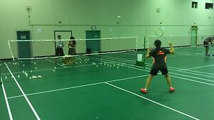 Professional Badminton Training Olympic Park