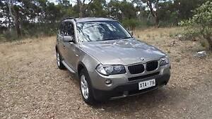 2008 BMW X3 Wagon Yatala Vale Tea Tree Gully Area Preview