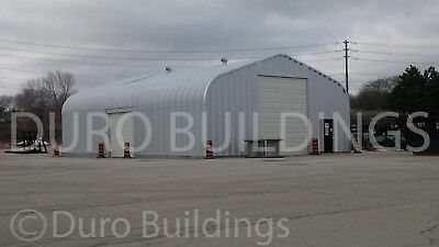 Durospan Steel 25x46x13 Metal Diy Garage Shop Home Building Kit Factory Direct