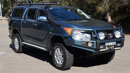 2012 Mazda BT-50 - Ready for Work or Touring