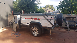 Campomatic Ranger M3 Off Road hard floor camper Torrens Park Mitcham Area Preview