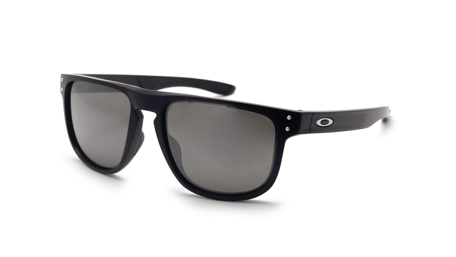 bc8afe271f Details about Oakley Holbrook R Sunglasses OO9377-0255 Matte Black Prizm  Black Lens 9377 02