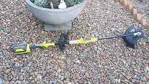 Ryobi cordless 36v Brushcutter line trimmer in as new condition Ascot Brisbane North East Preview