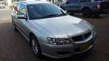 2006 Holden Commodore Executive VZ MY06 Wagon Automatic Waratah Newcastle Area Preview