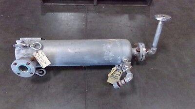 Parker 316l Stainless Steel Bag Filter Vessel