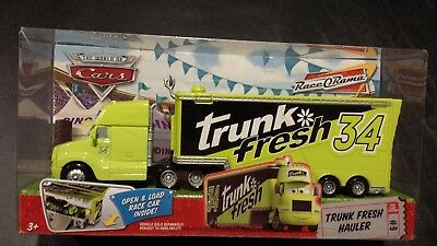 DISNEY PIXAR CARS TRUNK FRESH HAULER ROR SAVE 6% GMC