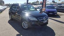 2009 VOLKSWAGON TIGUAN 2.0 TSI 1 OWNER FULL SERVICE HISTORY Maidstone Maribyrnong Area Preview