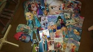Frozen, disney princess and dora bulk lots Waikiki Rockingham Area Preview