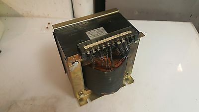GEW 3 KVA TRANSFORMER, 1 Ph, 50 / 60 Hz, Type# T-1B, NO. H3192, Used, WARRENTY