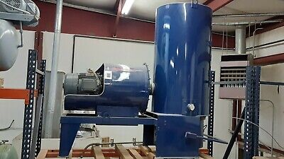 Sc-415 Spencer Industravac 15hp Dust Collector Industrial Vacuum Cleaning System