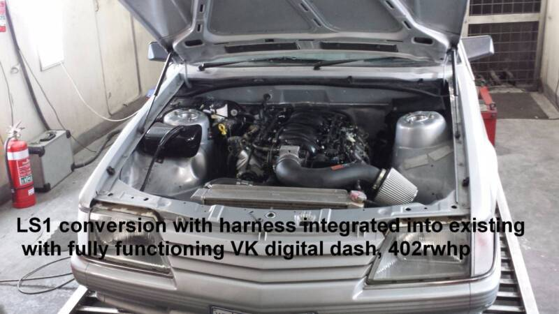 LS1 Wiring Harness Conversion   Other Automotive   Gumtree Australia