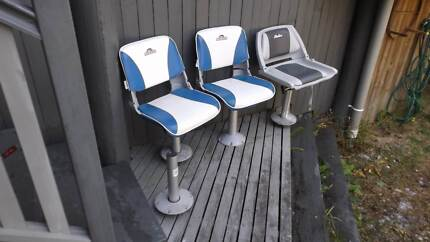 boat seats and pedder stools Bardon Brisbane North West Preview