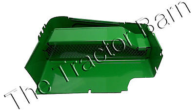 John Deere Rock Shaft Left Cover W Toolbox Ar40817 Jd 2520 3020 4000 4020 4320