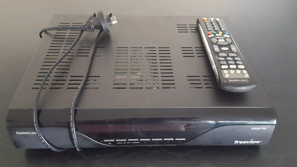 Homecast PVR/TV Freeview HT8200