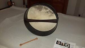 Irish Bodhran Pomona Noosa Area Preview