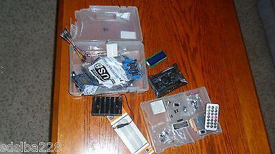 SainSmart Mega 2560 293D Motor Drive Shield Starter kit 8 arduino beginners