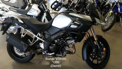 Suzuki DL1000 ABS V-Strom