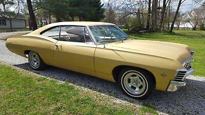 1967 Chevrolet Impala  1967 Impala
