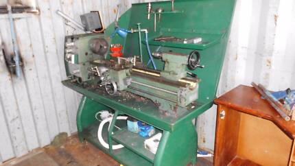 Herless metal turning lathe for sale