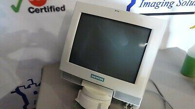 Siemens Sonoline G50 Ultrasound Monitor 7475101 1p7475101 991931017291