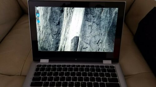 Dell Inspiron 11 3147 Touch screen 2.16GHz 4GB ram 500GB hard drive 2in1 Laptop