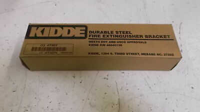 Kidde 46640120 Fire Extinguisher Wall Hanger New In Box