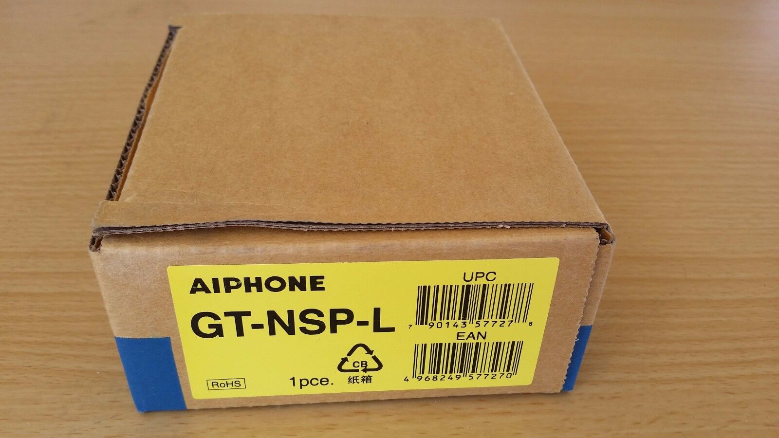 New Aiphone GT-NSP-L  Front Cover for GT-NS Digital  Scroll VFD Directory Module