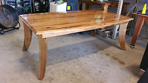 Marri Timber Dining Table - Nearly Perfect Yarrawonga Palmerston Area Preview
