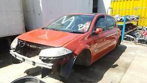 WRECKING 2005 RENAULT MEGANE X84 HATCH - STOCK #MB1031 Sherwood Brisbane South West Preview