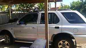 2001 holden frontera Kelso Townsville Surrounds Preview