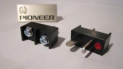 Pioneer SX-828 SX-727 SX-626 QX-8000 Speaker Plug (2 New Plugs) K72-007&AKM-003