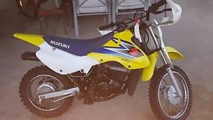 Suzuki JR80 Biloela Banana Area Preview