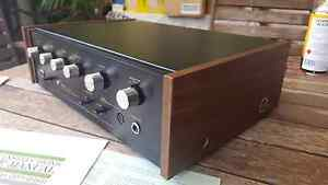 1970s Sansui AU-101 amplifier. Mint, stunning! Hallett Cove Marion Area Preview