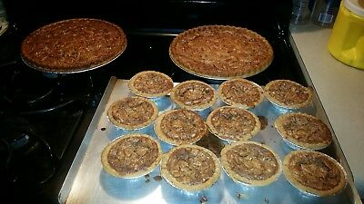 Mini Pecan Pies(2 dozen)