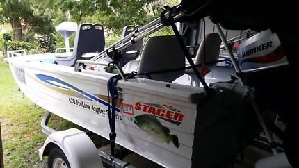 Stacer 420 Proline Angler Sport Boat