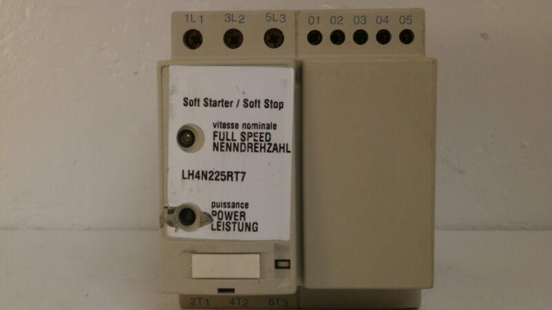 TELEMECANIQUE SOFT STARTER LH4N225RT7
