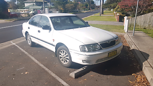 2002 Toyota Avalon (Sorrento) - LPG - September 2017 Rego - Penri Penrith Penrith Area Preview