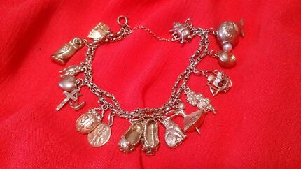 Collectable Charm Bracelet Yokine Stirling Area Preview
