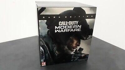 Call of Duty Modern Warfare Dark Edition solo steealbook y gafas
