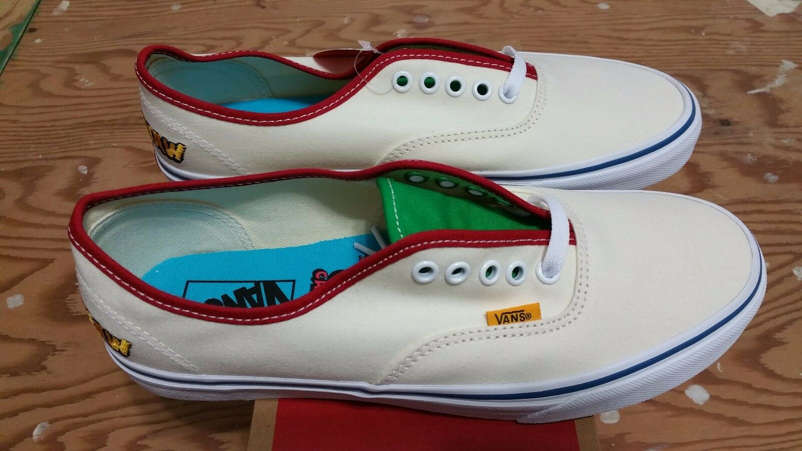 718093ee806573 Vans X CFG Camp Flog Gnaw Festival Authentic Size 10 golf wang supreme wtaps
