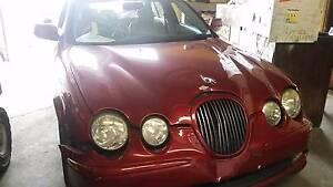 2001 Jaguar S Type Sedan Yennora Parramatta Area Preview