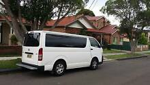 2006 Toyota Hiace 1 Ton Van With Courier Jobs $300 - $400 Per Day Carlton Kogarah Area Preview