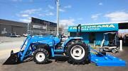 "ISEKI 36HP "" UPMARKET "" TRACTOR PACKAGE Welshpool Canning Area Preview"