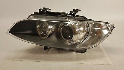 2007-2010 BMW 328i 335I COUPE HEADLIGHT DRIVER LEFT HID XENON AFS 07-10 OEM