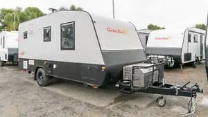 17.6ft Goldstar RV w/ Solar Panels, Aircon, Ensuite | 2021 Old Reynella Morphett Vale Area Preview