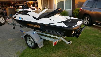 2013 Seadoo jetski