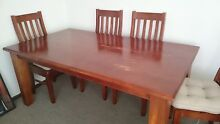 Dining table and 6 chairs for sale Clayton South Kingston Area Preview